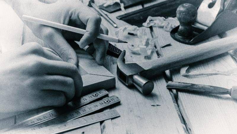 Historie: Das Küchenstudio im Jahr 1983