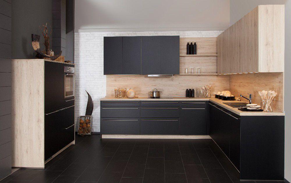 L-Küche in jeder Stilrichtung