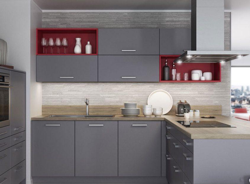 moderne u k chen in hannover kaufen akbulut k chen. Black Bedroom Furniture Sets. Home Design Ideas