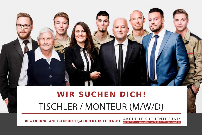 Tischler/ Monteur (m/w/d)