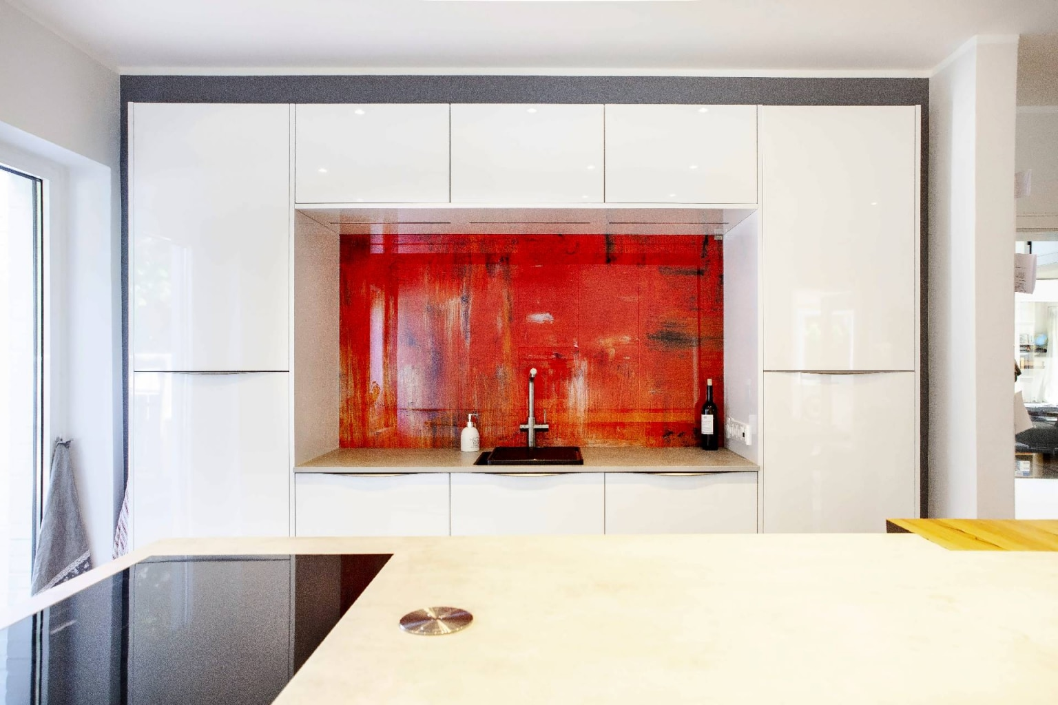 Küche Störmer mit Kücheninsel (2)