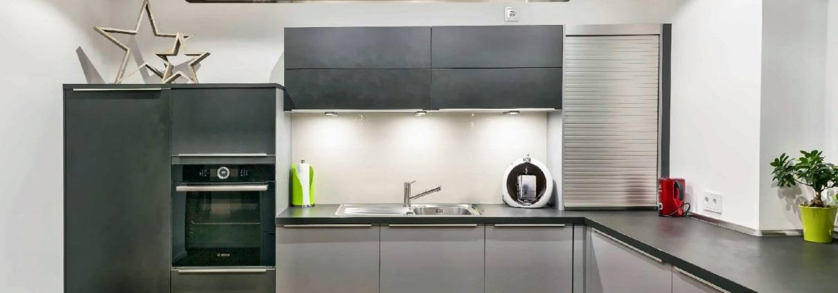 U-förmige Küche offen zum Wohnraum (1)